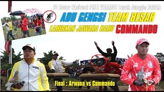 Video COMMANDO SANG PENANTANG BARU : ADU GENGSI EMPAT TEAM BESAR DI JUNGLE MP3, 3GP, MP4, WEBM, AVI, FLV April 2019