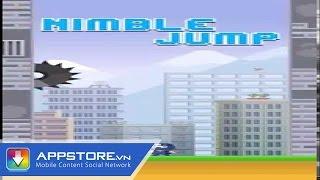 [iOS Game] Nimble Jump - Sự kết hợp giữa nhảy và đập đầu - AppStoreVn, tin công nghệ, công nghệ mới