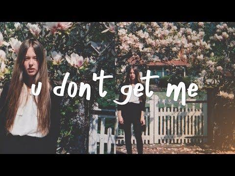 gnash - u don't get me (Lyric Video)