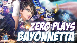 ZeRo Plays Bayonetta vs NME Xzax (Falco) – Smash Bros Wii U