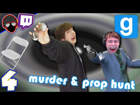 Prop hunt - [Twitch] SHOOT THE FIRST PERSON  Garry's Mod Gamemodes with MemphisHomie
