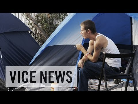 What Happens When Cities Make Homelessness a Crime: Hiding The Homeless (2015)