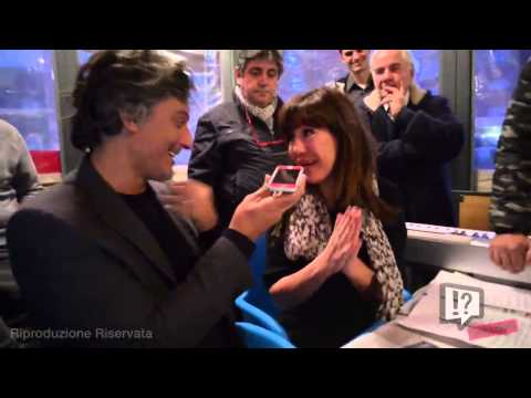 Video #FuoriProgrammaLiveforWeb Backstage 12 Novembre 2014