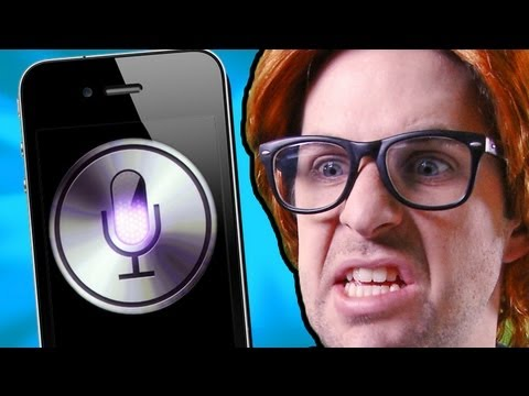 Problémy se Siri