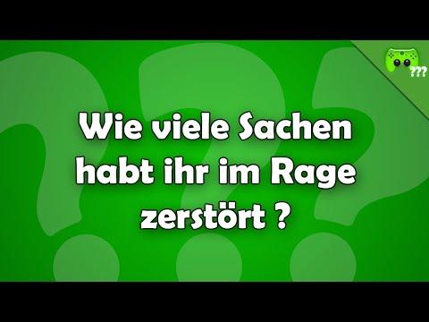 Wie viele Sachen habt ihr im Rage zerstört ? - Frag PietSmiet ?!