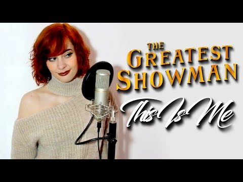 "The Greatest Showman Ensemble  ""This Is Me"" Cover by Cat Rox"