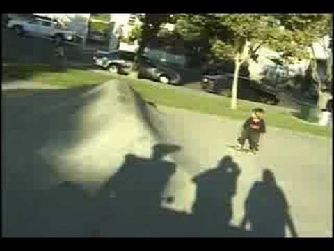 Skate Video Footie Napa Skate Park 09/12/08