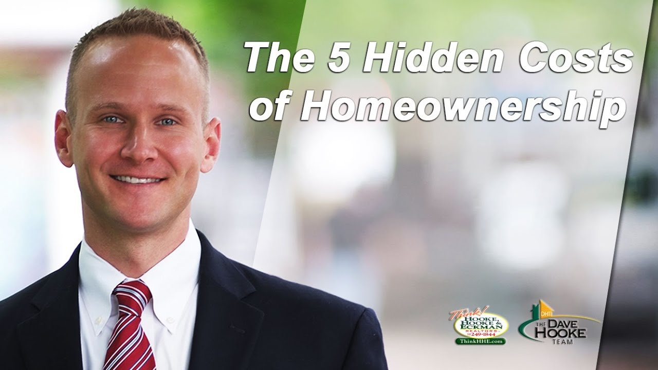 The 5 Hidden Costs of Buying a Home