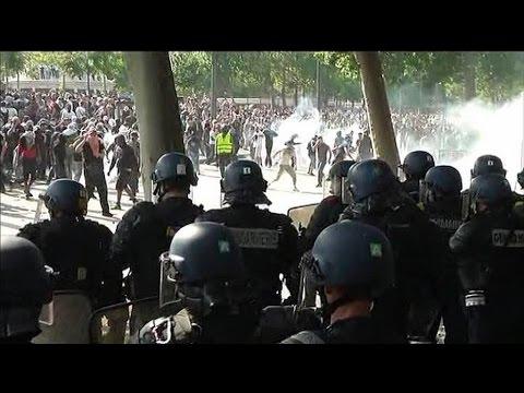 Manif pro-Gaza interdite: les «organisateurs n'ont pas su contrôler leur manifestation» – 26/07