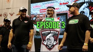 UAE Engine Build Off Episode 3 - THE MOMENT OF TRUTH by  That Racing Channel