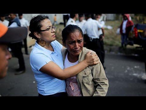 Τριήμερο εθνικό πένθος στη Γουατεμάλα για την τραγωδία σε κέντρο κακοποιημένων παιδιών