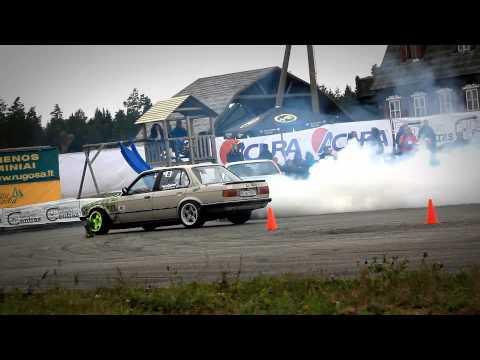 DDC - D1Sport Drift Championship Final - Twin runs Traku dvarkeimis 2011