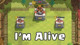 Clash Royale | Most Funny Battle | Troll Battle