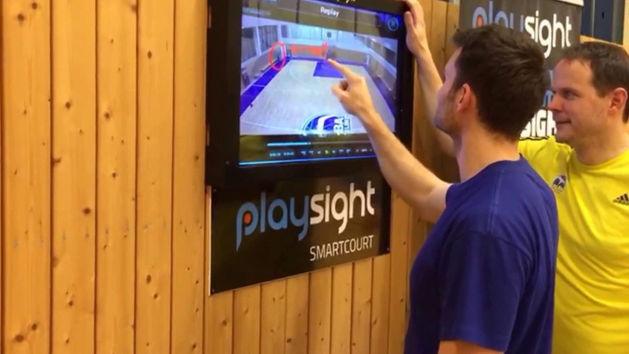 PlaySight SmartCourt Technology Arrives in Germany with Alba Berlin