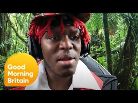 Babatunde gets bullied on Good Morning Britain