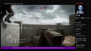 DirectoBATTLEFIELD 1 Primera Guerra Mundial En 2017 Subiendo De Nivel[PS4 Unete]