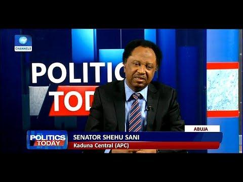 Shehu Sani Explains Why APC Choose Direct Primaries |Politics Today|