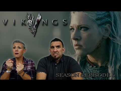 Vikings Season 6 Episode 6 'Death and the Serpent' REACTION!!