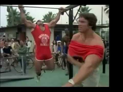 BodyBuilding – Arnold Motivation