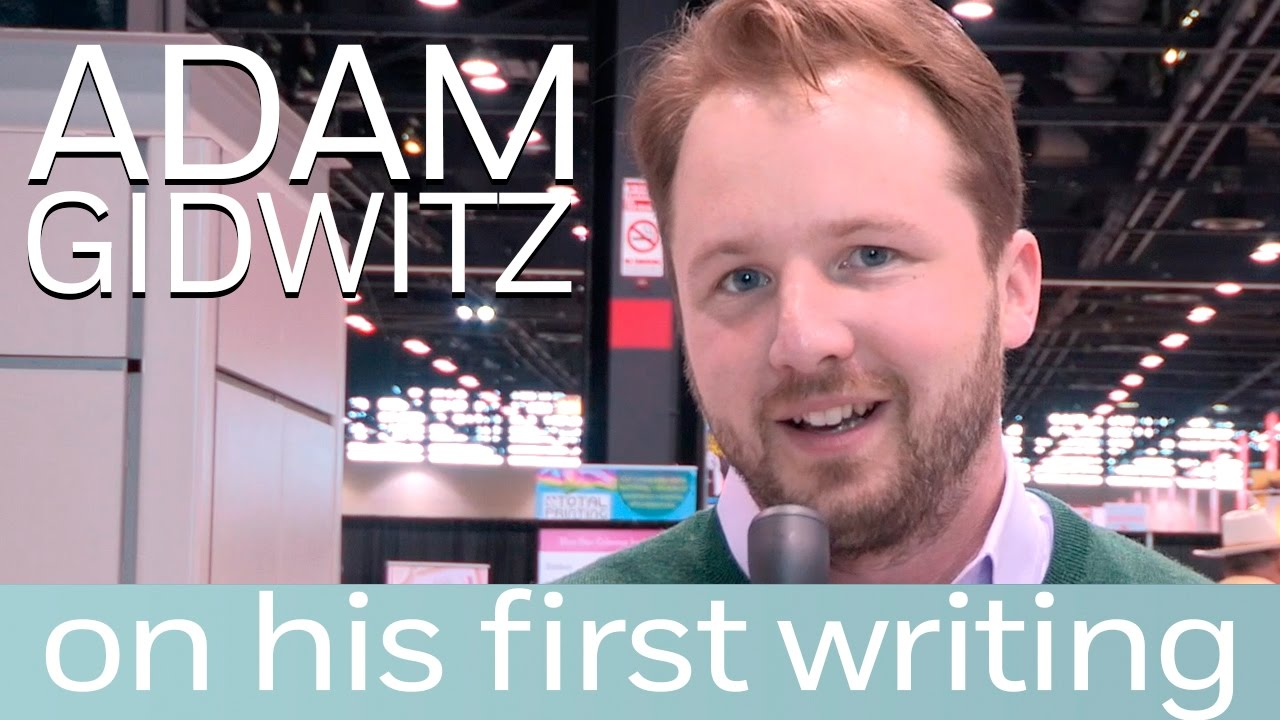 Author Adam Gidwitz Discusses his Early Writing, Young Readers, and Procrastination