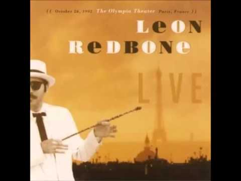 Leon Redbone Live From Paris France- I Love My Whiskey/Goodbye Charlie Blues