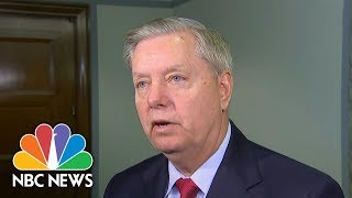 Lindsey Graham Sounds Off: 'Holy Hell To Pay' If Jeff Sessions Is Fired | NBC News