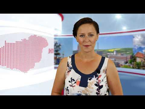 TVS: Deník TVS 24. 5. 2018