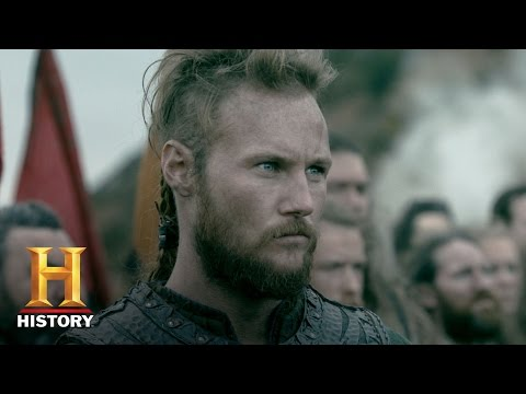 Vikings Season 4B Comic-Con Teaser 'Returns'
