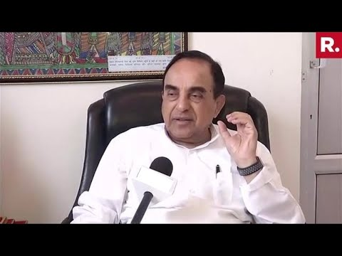 Subramanian Swamy Talks About Latest Political News