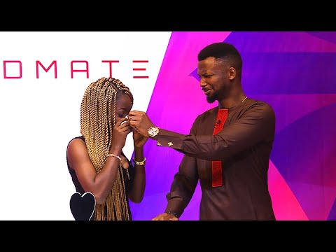 Debby cry at Hello Mr Right as Ugboma's confession with songs ||Hello Mr.Right Nigeria