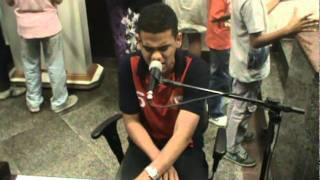 Júnior Carioca - Ressucita-me (ao vivo)