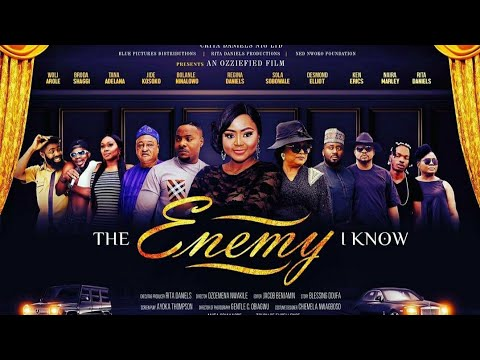 The Enemy I know latest Nollywood movie 2019 trailer  starring (Regina Daniel, Naira marley, Nino.