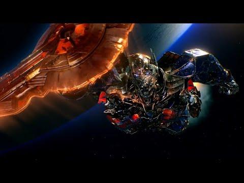 Transformers 4 Ending: Optimus Prime Kills Lockdown