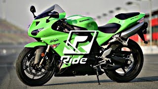 2. RIDE - 2006 Kawasaki ZX-10R REVIEW