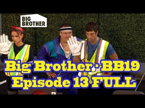 #bb19 - bb19 ep 13 HD 1080 - big brother 19 ep 13