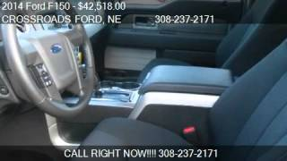 2014 Ford F150 FX4 SuperCrew 5.5-ft. Bed 4WD for sale in KEA