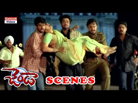 Akruthi Delivery Scene - Jenda Telugu Movie Scenes