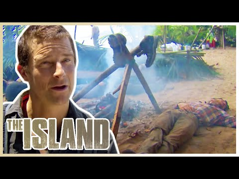 48 HOURS Without A Meal | The Island With Bear Grylls | S01 E02 | Thrill Zone