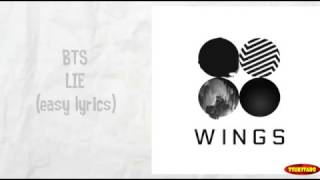 Artist   : BTSSong     : LIEAlbum : WINGSCredits for the song : Loen EntertainmentNO COPYRIGHT INFRINGEMENT INTENDED!
