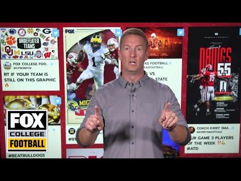 Video: Jalen Hurts has inside track for Heisman Trophy in Joel Klatt's eyes | FOX COLLEGE FOOTBALL