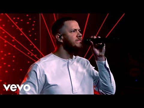 Imagine Dragons - Believer (Jimmy Kimmel Live!/2017) (видео)