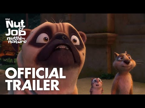 The Nut Job 2: Nutty by Nature (Trailer)