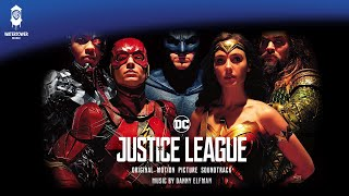 Batman on the Roof - Justice League Soundtrack - Danny Elfman (official video)