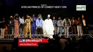 FOXY P'S AFRICAN PRICES OF COMEDY NEW YORK (SHOW HIGHLIGHT). Exclusive Media Coverage By RockNaija TVwww.Facebook.com/RockNaijaTVwww.RockNaijaTV.com