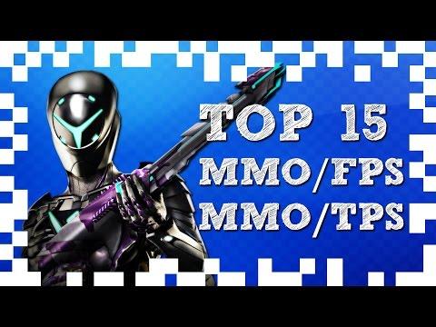 Top 5 Juegos MMOFPS/TPS de Mundo Abierto Gratis │SextaGaming