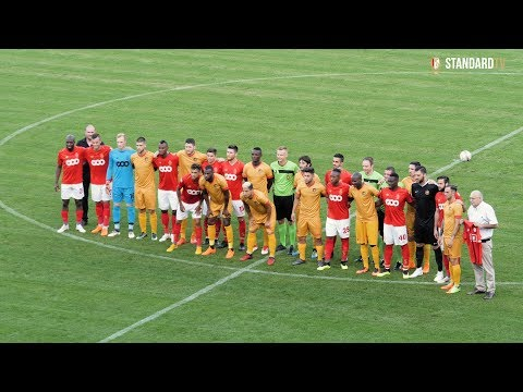AFC Tubize - Standard : 0-1