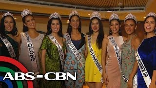 Video Rated K: Binibining Pilipinas 2018 Queens up close MP3, 3GP, MP4, WEBM, AVI, FLV Juni 2018