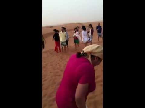 Arab fat ass