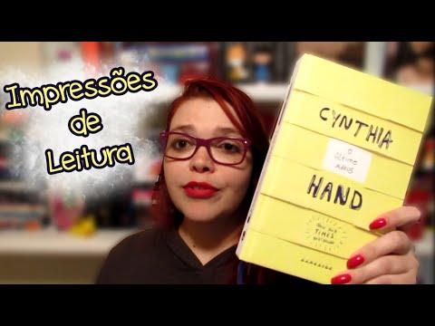 Impressões de Leitura: O Último Adeus, Cynthia Hand | Aninha Pessoni