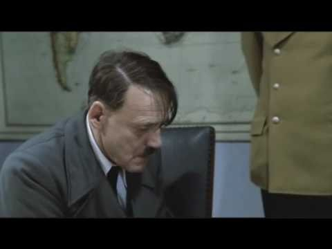 SAP - This time, Hitler tries to implement SAP's ERP system in his bunker.